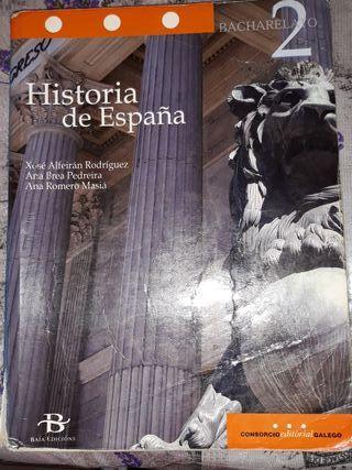 Libro de historia de España 2