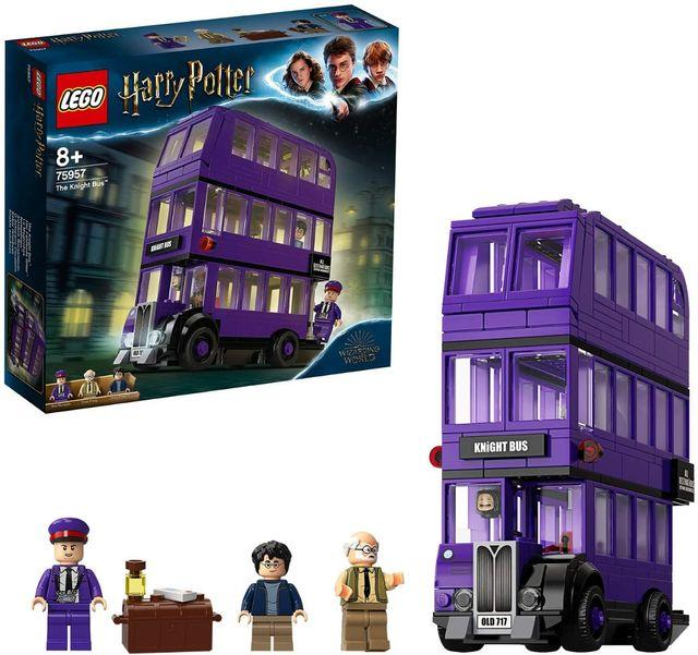 autobús LEGO HARRY POTTER NUEVO