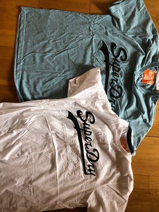 Camisetas Súperdry