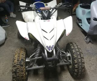 Yamaha Raptor se cambia por moto Cross o enduro
