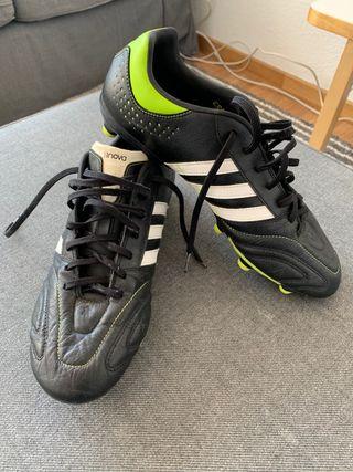 Botas Fútbol Adidas 11 Nova JM23 (45 1/3)
