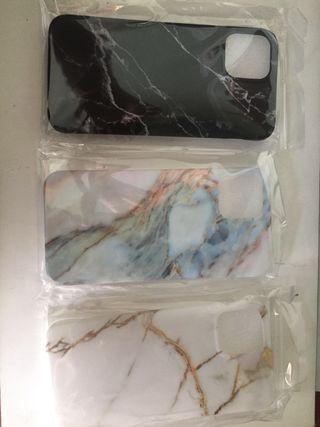 Fundas IPhone 11 pro efecto mármol