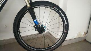 Bicicleta Rockrider 9.9