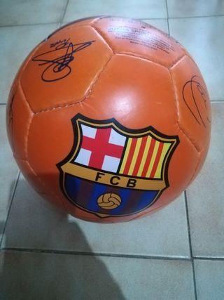 pelota del FCB