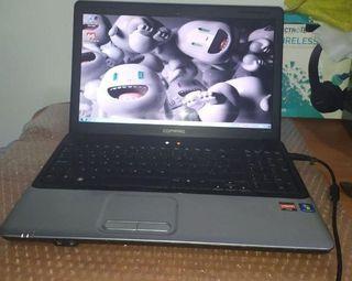 portátil HP COMPAQ PRESARIO CQ61