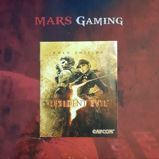 Manual Resident Evil 5 Gold Edition - Juegos PS3