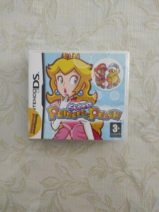 Super princess Peach para DS