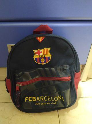 Mochila pequeña FC Barcelona