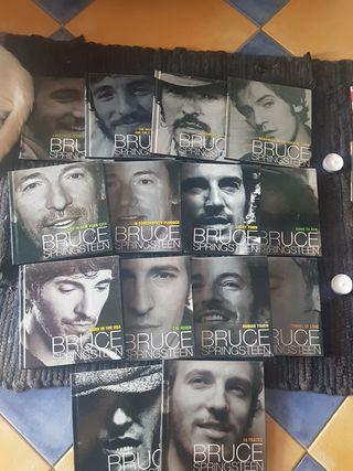 BRUCE SPRINGSTEEN LIBROS Y CD