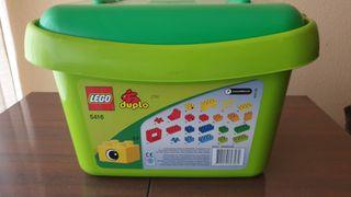 Caja de piezas Lego
