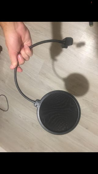 filtro Antipop Microfono.