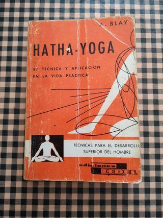 Hatha Yoga de Antonio Blay