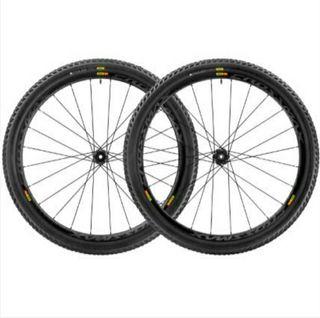 ruedas mavic crossmax pro carbon 29