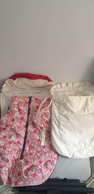 Sacos revesible maxicosi y sillas