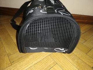 Bolsa para llevar al perro