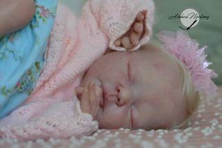 Bebé reborn hiperrealista