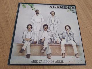 VINILO ALAMEDA - AIRE CALIDO DE ABRIL