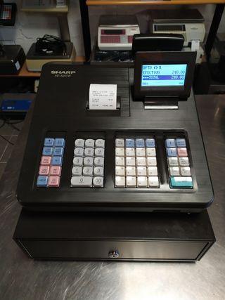 Caja Registradora SHARP XE-A207 B