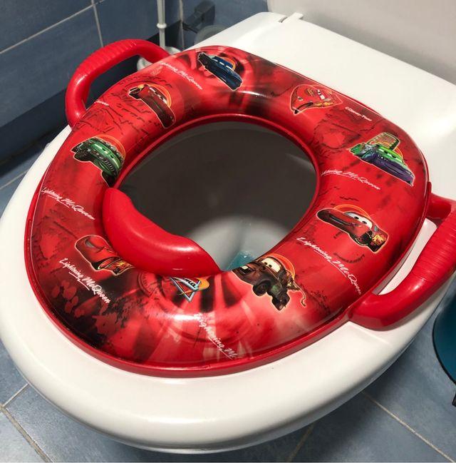 Adaptador wc niños