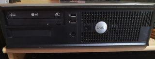 "PC DELL OPTIPLEX 320 "" LEER BIEN"""
