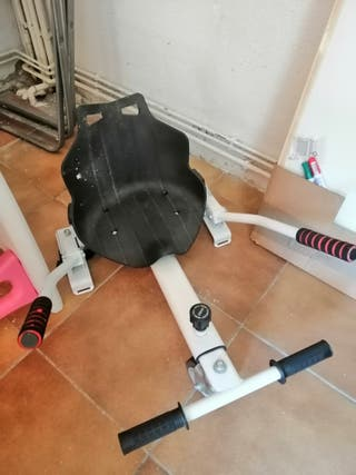 asiento patinete electrico