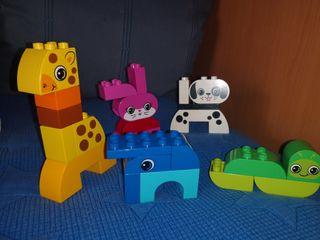 Lego duplo animales creativos