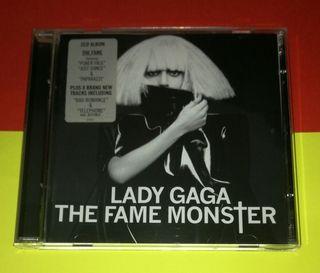 LADY GAGA CD DOBLE THE FAME MONSTER
