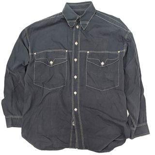 camisa versace original vintage