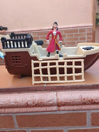 Peter pan Capitán Garfio