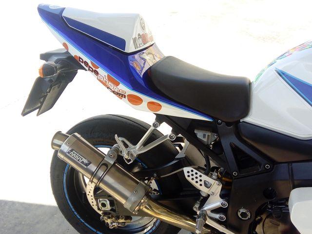 Suzuki gsxr 600 k5