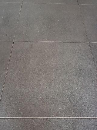 suelo de caucho para gym o crossfit