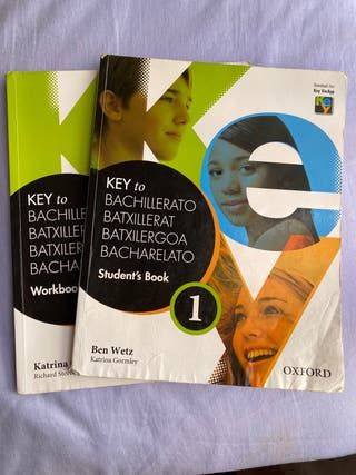 Key to Bachillerato 1: Student's book & Workbook
