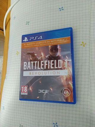 Vendo Battlefield, FIFA 18 y FIFA 19