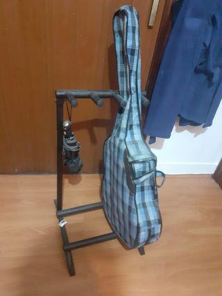 Soporte para guitarras, Portaguitarras para 3