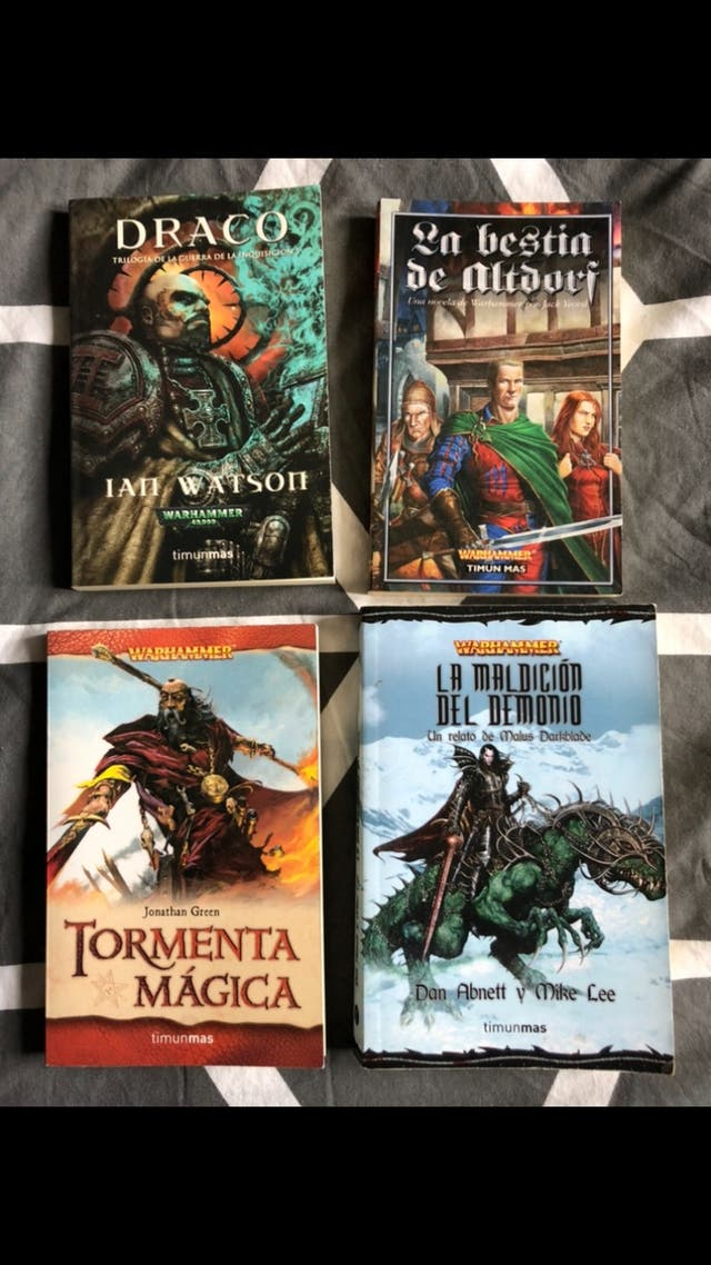 Pack 4 Libros
