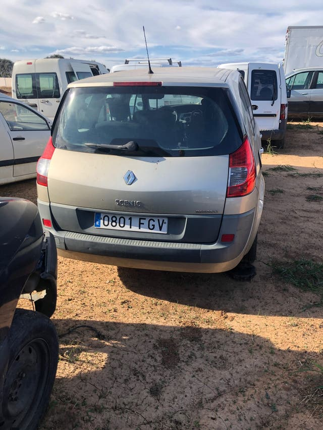 Renault sceni