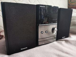 Microcadena Panasonic SA-PM600