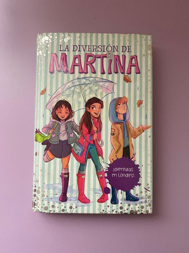 La diversión de Martina, aventuras en Londres