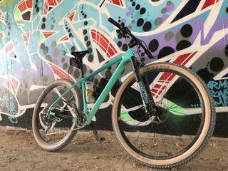 Bicicleta MTB carbono 29