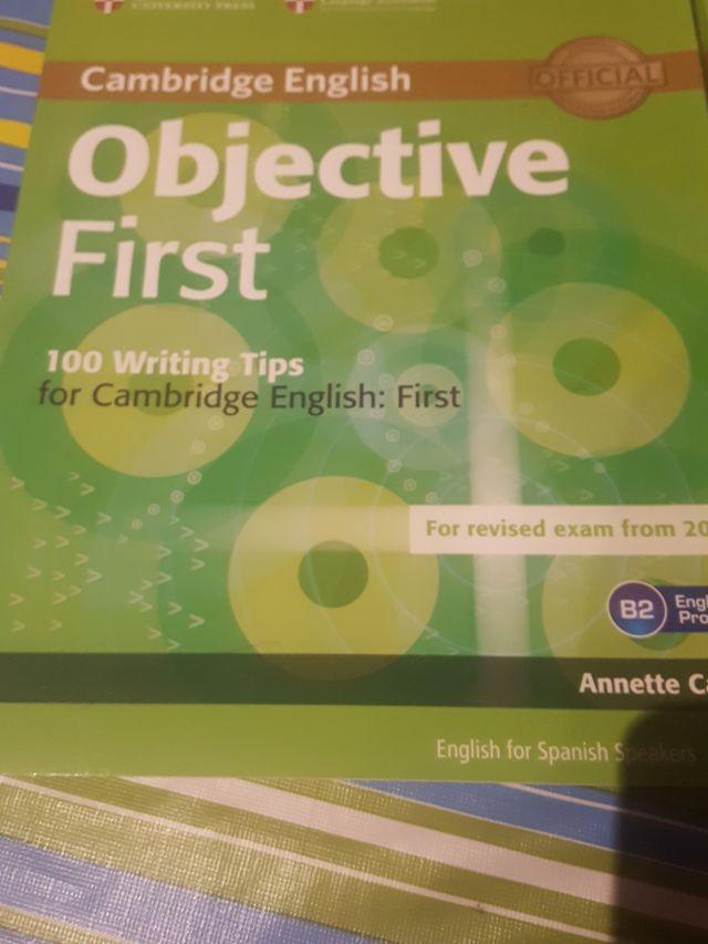 Objetive First