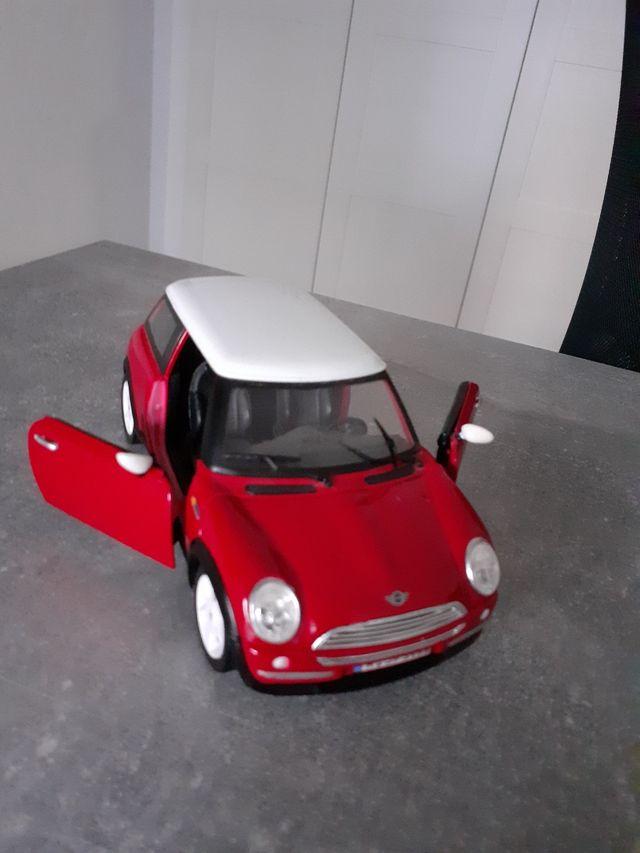 coche juguete mini