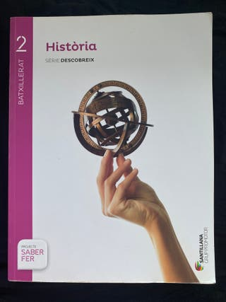2 batxillerat Història Santillana