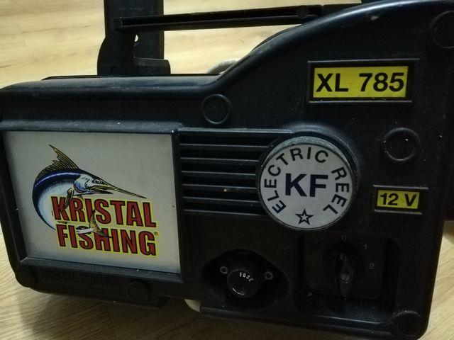 Carretes de Pesca Electricos