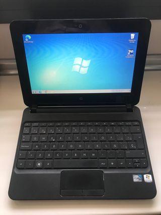 Hp-Compaq mini Win7