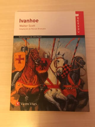 """Libro """"Ivanhoe"""""""