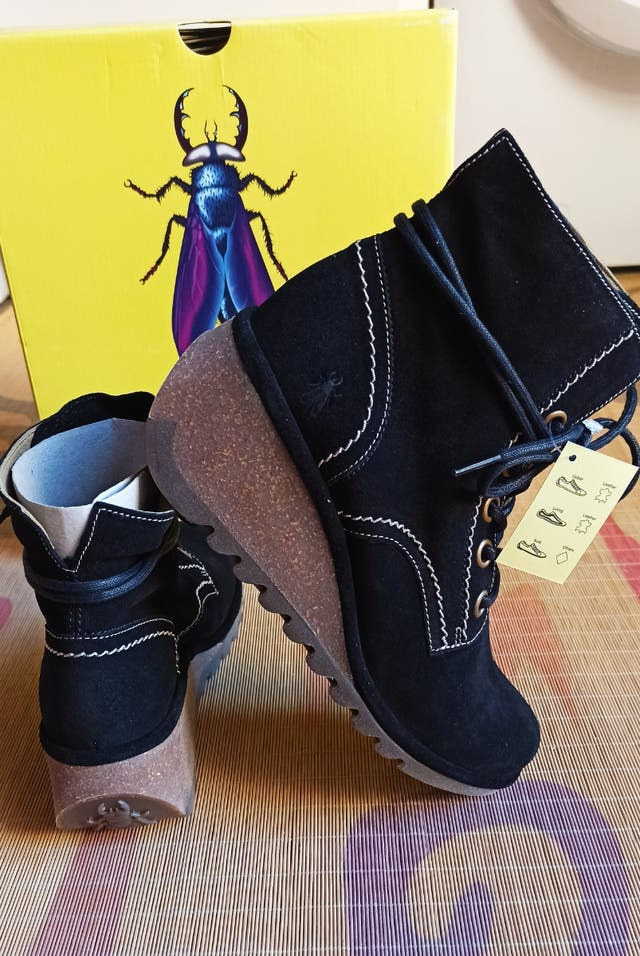Botas Fly London T.38