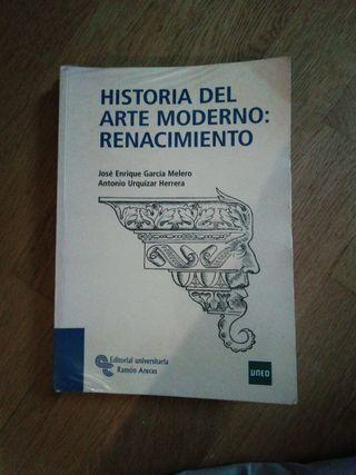 libro de historia del arte moderno renacimiento