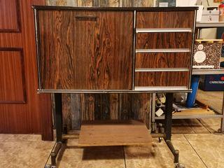 Mueble TV . Vintage