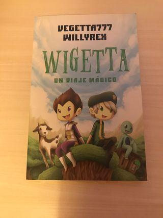 """Libro Wigetta. """"Un viaje mágico"""""""