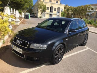 Audi A4 B6 Avant S-Line